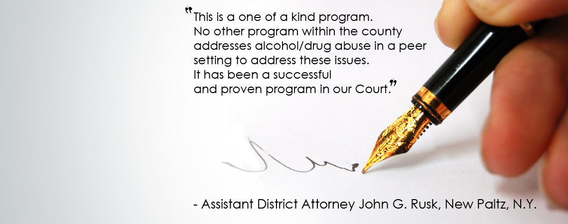 Assistant District Attorney John G. Rusk